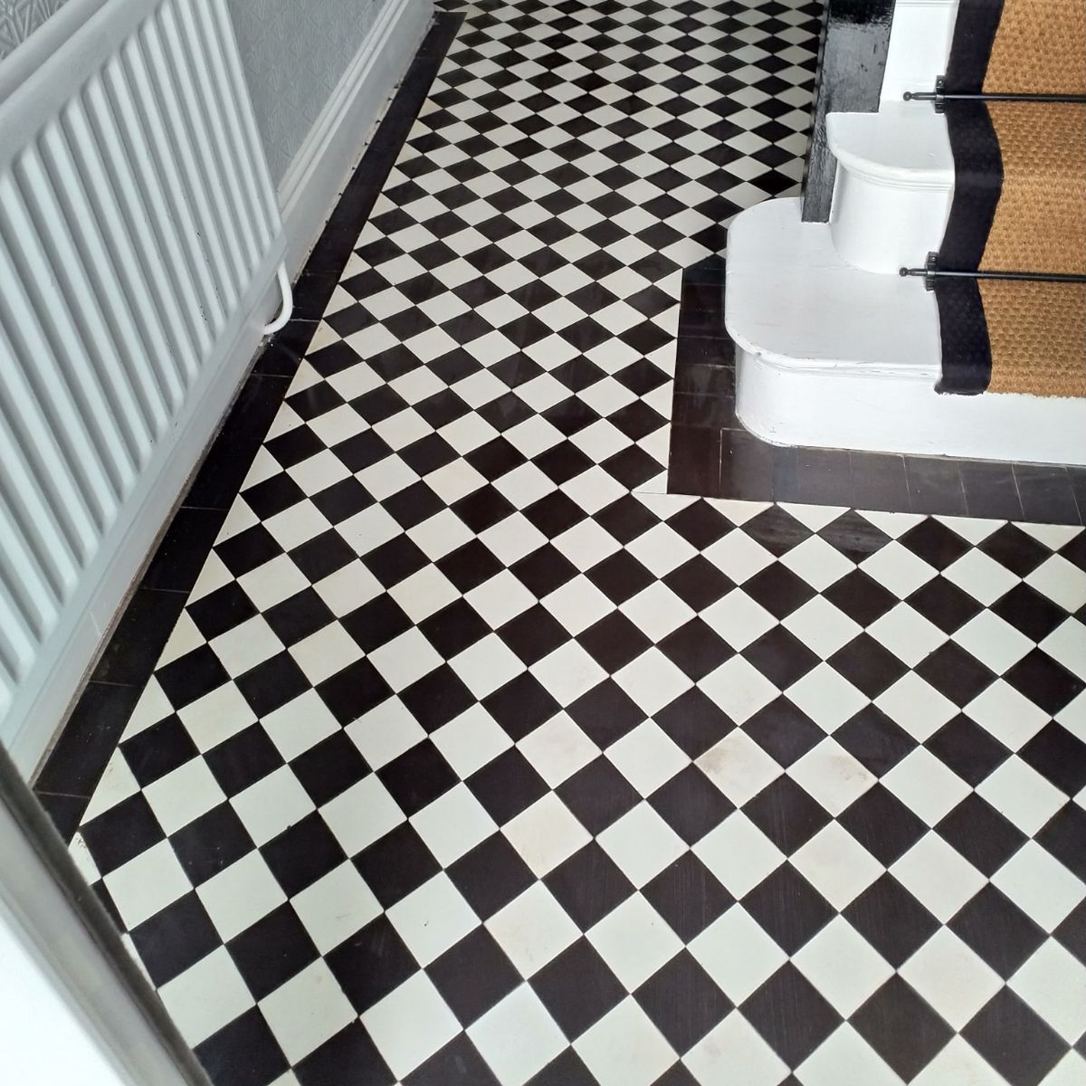 Hard floor restoration Scunthorpe